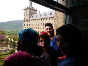 Excursión Asociación Si Puedo - Colegio Los ÁLamos